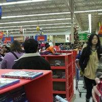 Photo taken at Walmart by Trang N. on 11/25/2011