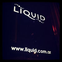Photo taken at Liquid by Pedro P. on 6/15/2012