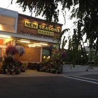Photo taken at New Seasons Market by Celia T. on 7/7/2012