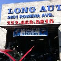 Photo taken at Long Automotive by Eric Z. on 10/15/2011