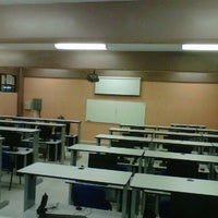 Photo taken at Laboratorio de Computo de Ciencias Básicas by Marta G. on 3/15/2012