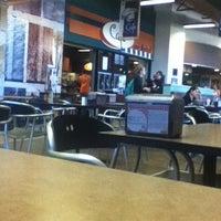 Photo taken at The Café & Market At Crossroads by Jjvon H. on 5/9/2011