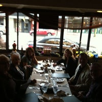 Photo taken at Amici Restaurant by Jamison P. on 4/17/2012