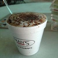 Photo taken at Fran's Café by Carol on 5/7/2012
