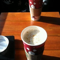 Photo taken at Starbucks by Abby T. on 11/19/2011