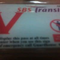 Photo taken at SBS Transit: Sengkang Depot (SKD) by pangeran a. on 10/19/2011