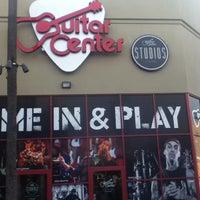 Photo taken at Guitar Center by Kazuyuki Y. on 1/25/2012
