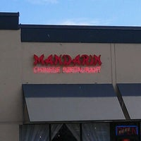 Photo taken at Mandarin Chinese Restaurant by Russ H. on 5/29/2012