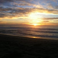 Photo taken at Moss Landing State Beach by Chris C. on 2/10/2012