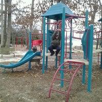 Photo taken at Fasola Park by Krystle G. on 12/18/2011