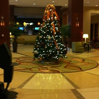 Photo taken at Raleigh Marriott City Center by Allie L. on 11/30/2011