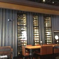 Photo taken at Elate Restaurant by David V. on 4/28/2012