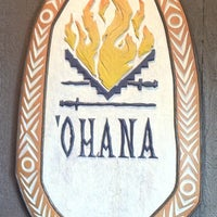 Photo taken at 'Ohana by Gerald H. on 9/3/2011