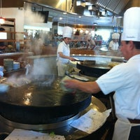 Photo taken at Big Wok Mongolian BBQ by Cynful C. on 12/22/2011