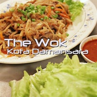 Photo taken at The Wok Cafe by Jools O. on 8/10/2011