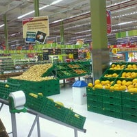 Photo taken at Hipermercado Extra by Jordane B. on 10/24/2011