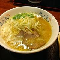 Photo taken at Benkei Ramen by Akiaki on 11/24/2011