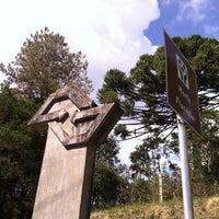 Photo taken at Horto Florestal de Campos do Jordão by Walter S. on 5/14/2011