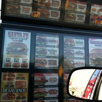 Photo taken at Carl's Jr. by Chris O. on 3/8/2012