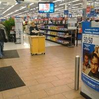 Photo taken at Walmart Supercenter by Todd D. on 1/12/2012