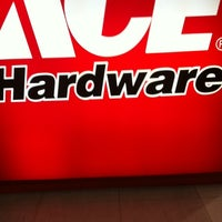 Photo taken at ACE Hardware by Teguh P. on 9/16/2011