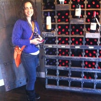 Photo taken at Sherwood House Tasting Room by Eric L. on 12/29/2011