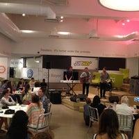 Photo taken at Mediacom Bistro by adnan a. on 6/22/2012