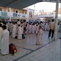 Photo taken at مدرسه عمار بن ياسرالابتدائيه by Mazen S. on 9/11/2012