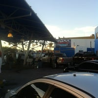 Photo taken at Grandprix Carwash by Francisco Javier A. on 1/22/2012