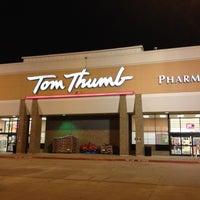 Photo taken at Tom Thumb by Matthew T R. on 3/19/2012