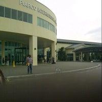 Photo taken at Piarco International Airport (POS) by Jason J. on 6/30/2012
