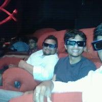 Photo taken at Shiv Cinemax by Kamaksh G. on 5/26/2011