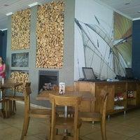 Photo taken at Lavela Cafe by Peter-John F. on 1/18/2012