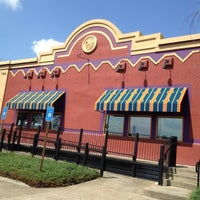 Photo taken at On The Border Mexican Grill & Cantina by SooFab on 7/25/2012