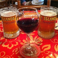 Photo taken at Islands Restaurant by René S. on 4/21/2012