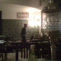 Photo taken at Chez Vous French Bistro by Jeslin G. on 10/21/2011