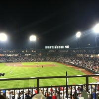 Photo taken at Huntington Park by Vincent N. on 9/3/2011