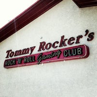 Photo taken at Tommy Rocker's Mojave Beach Bar & Grill by Demont D. on 8/2/2012