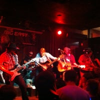 Photo taken at The Big Easy by Evan M. on 6/11/2012