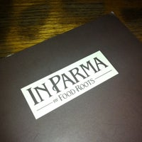 Photo taken at In Parma by FOOD ROOTS by Sonia F. on 3/24/2012