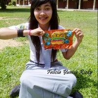 Photo taken at SMAN 2 Banjarbaru by Lady f. on 10/17/2011