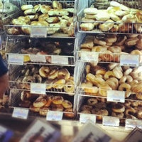 Photo taken at H&H Midtown Bagels East by PHUDE-nyc on 8/26/2012
