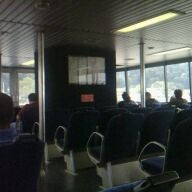 Photo taken at NY Waterway Ferry Terminal Ossining by Jared R. on 9/30/2011