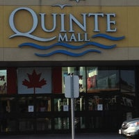 Photo taken at Quinte Mall by cheesy_ d. on 6/29/2012