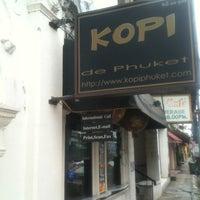 Kopi De Phuket