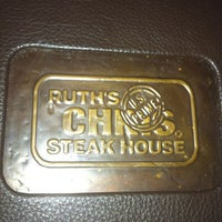 Photo taken at Ruth's Chris Steak House by Javi P. on 4/7/2012