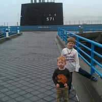 Photo taken at Submarine Force Library & Museum by Kevin S. on 3/3/2012