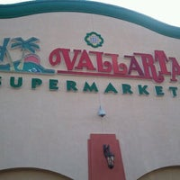 Photo taken at Vallarta Supermarkets by Linda B. on 9/16/2011