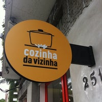 Photo taken at Cozinha da Vizinha by Alexandre F. on 3/15/2011