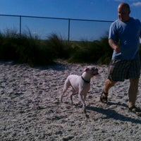 Photo taken at Davis Island Dog Park by Cara D. on 12/17/2011